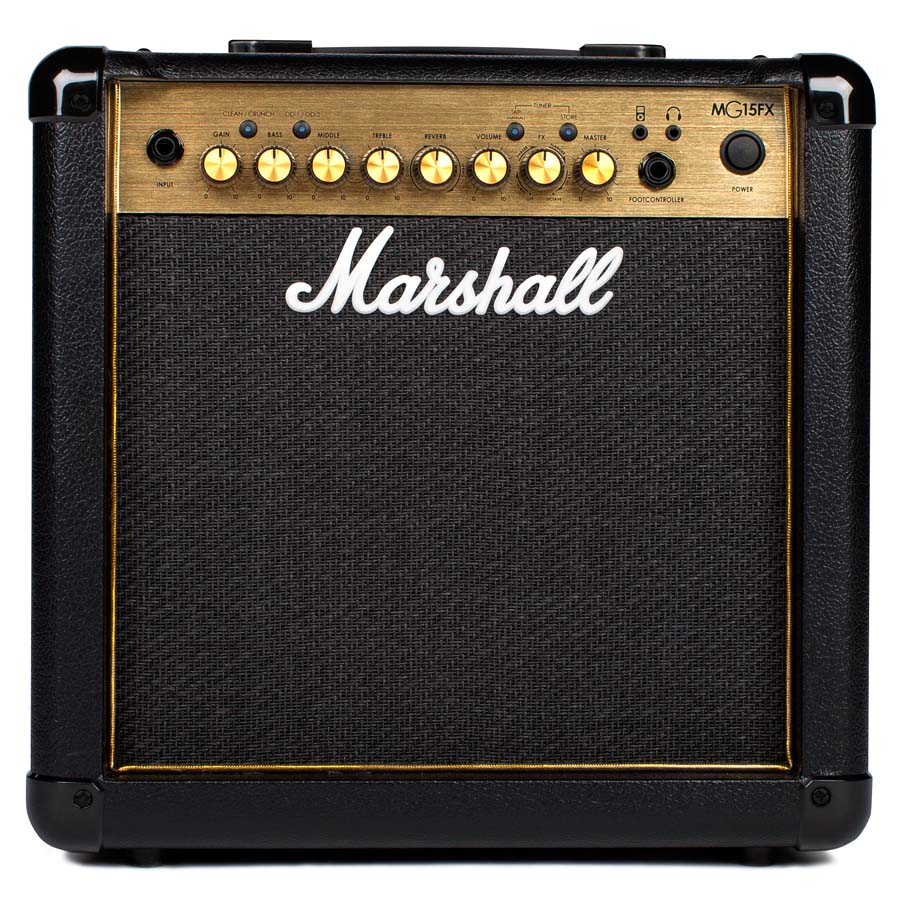 Marshall / MG15FX Guitar amp マーシャル MG-Goldシリーズ 【YRK】