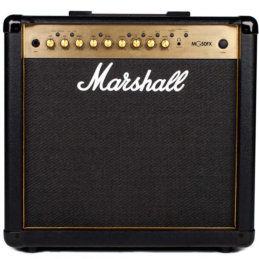 Marshall / MG50FX Guitar amp マーシャル MG-Gold シリーズ 【YRK】【お取り寄せ商品】《予約注文/6月入荷予定》