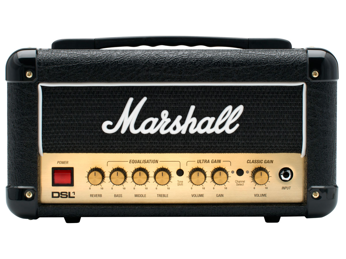 Marshall / DSL1H マーシャル アンプヘッド 【YRK】【お取り寄せ商品】