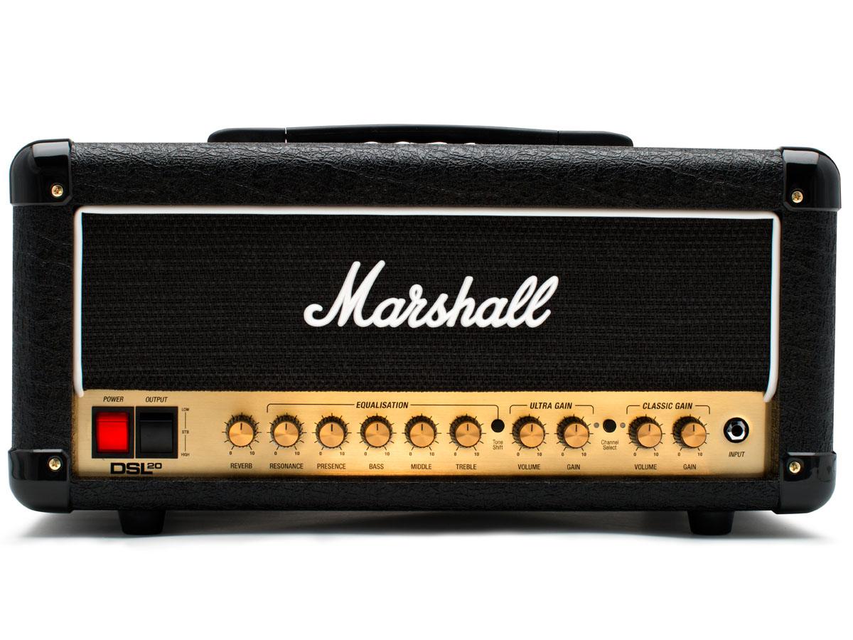 Marshall / DSL20H マーシャル アンプヘッド 20W 【YRK】【お取り寄せ商品】