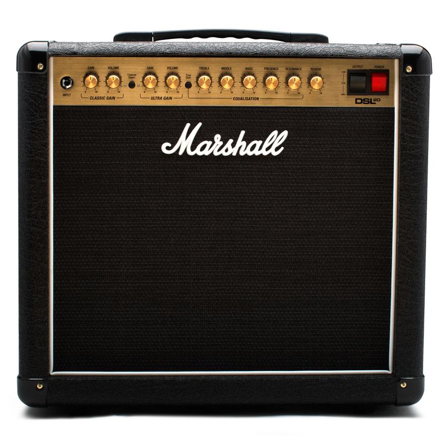 Marshall / DSL20C マーシャル コンボアンプ 20W 【YRK】【お取り寄せ商品】