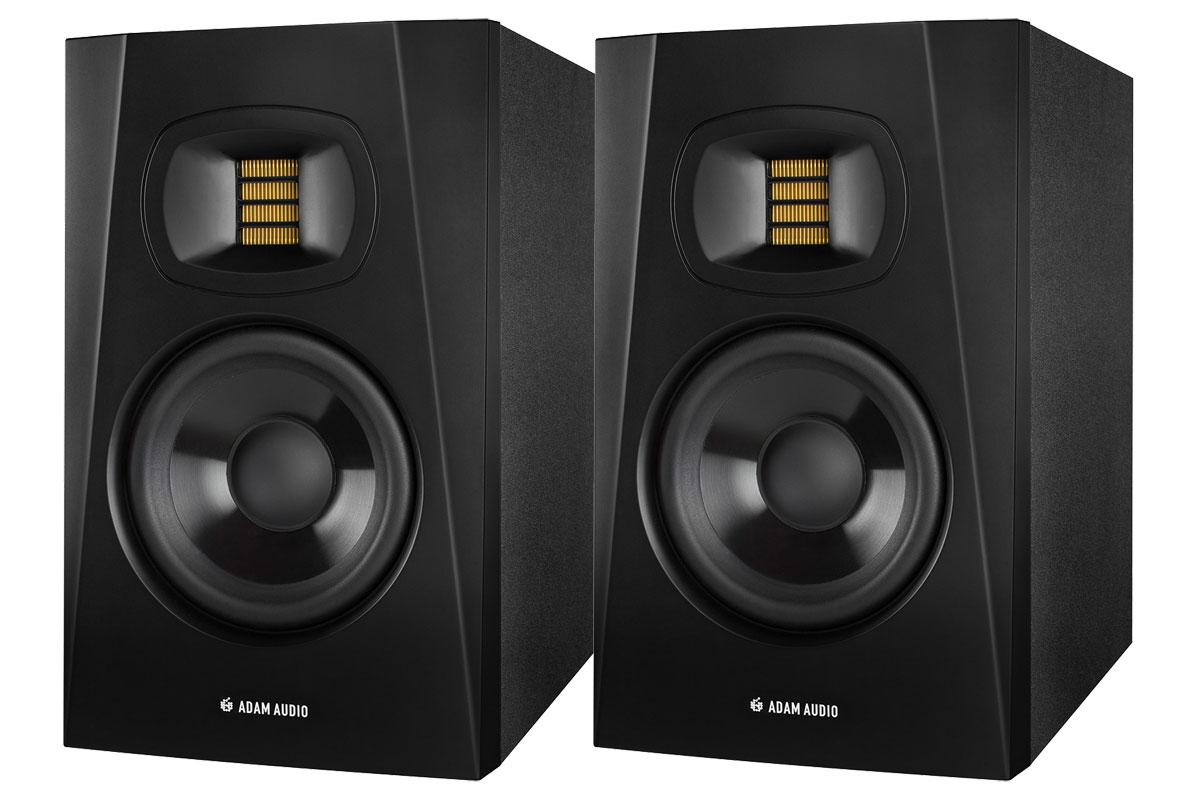 ADAM Audio アダム / T5V (1ペア) ニアフィールド モニタースピーカー 【お取り寄せ商品】