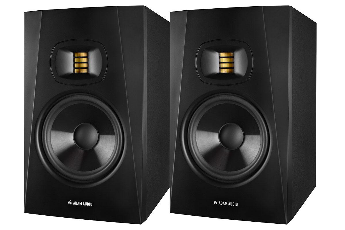 ADAM Audio アダム / T7V (1ペア) ニアフィールド モニタースピーカー 【お取り寄せ商品】《予約注文/8月下旬入荷予定》