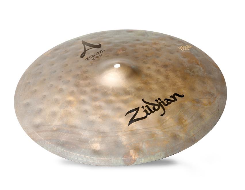 Zildjian / A ZILDJIAN UPTOWN RIDE 18インチ ライドシンバル NAZL18UTR (A0119) 【お取り寄せ商品】【YRK】