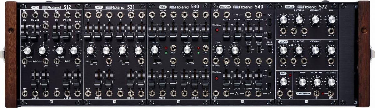 Roland ローランド / SYSTEM-500 Complete Set (SYS-500CS) モジュラーシンセサイザー
