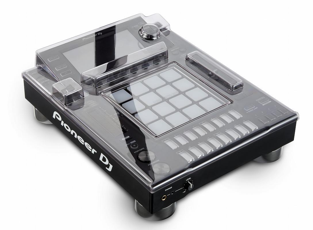 Decksaver デッキセーバー / DS-PC-DJS1000 DJS-1000用保護カバー【お取り寄せ商品】