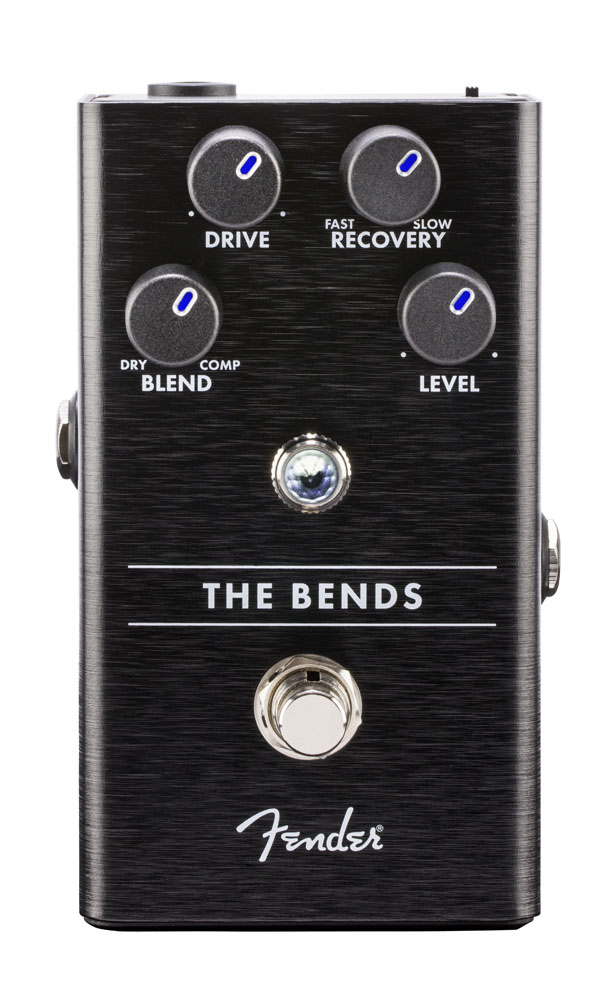 Fender / The Bends Compressor Pedal フェンダー コンプレッサー