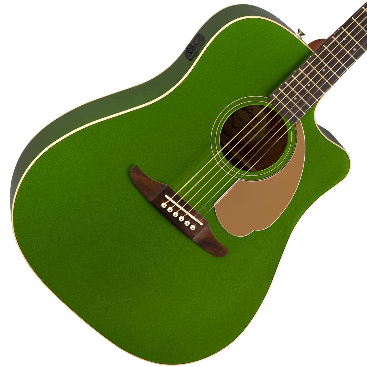 FENDER / REDONDO PLAYER ELECTRIC JADE (ELJ) 【CALIFORNIA SERIES】フェンダー アコースティックギター