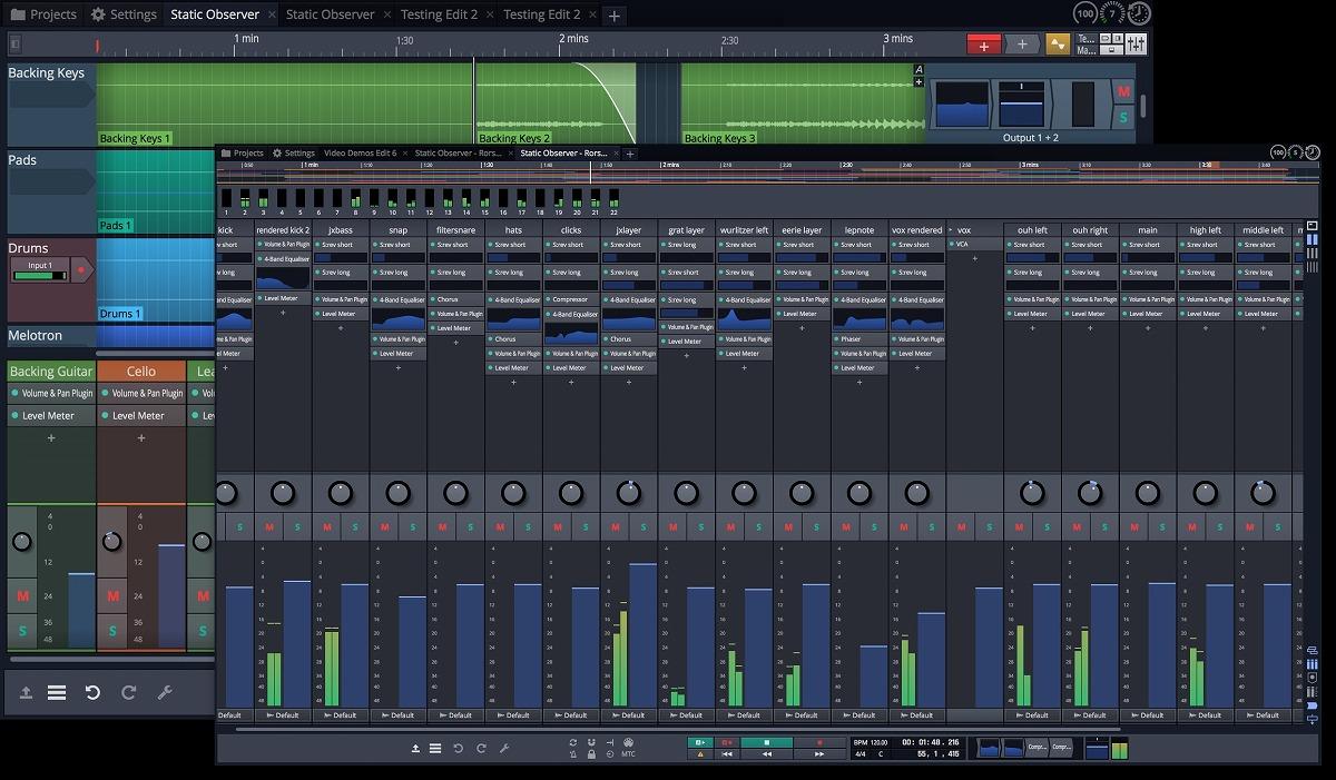 Tracktion トラクション / Waveform 9 + Pack DAWソフトウェア【お取り寄せ商品】