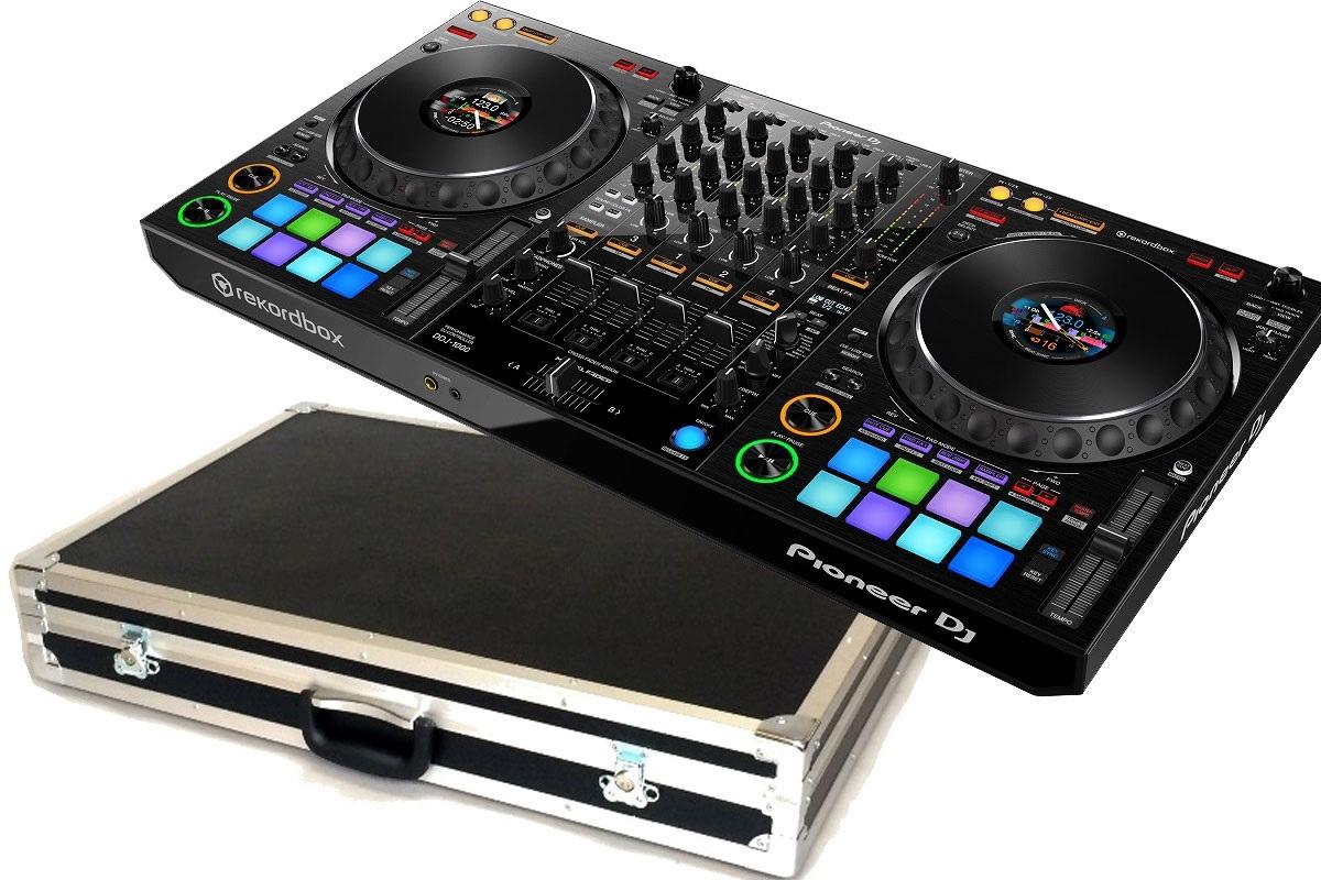 Pioneer DJ パイオニア / DDJ-1000 【ハードケースセット!】 REKORDBOX DJ専用コントローラー【お取り寄せ商品】