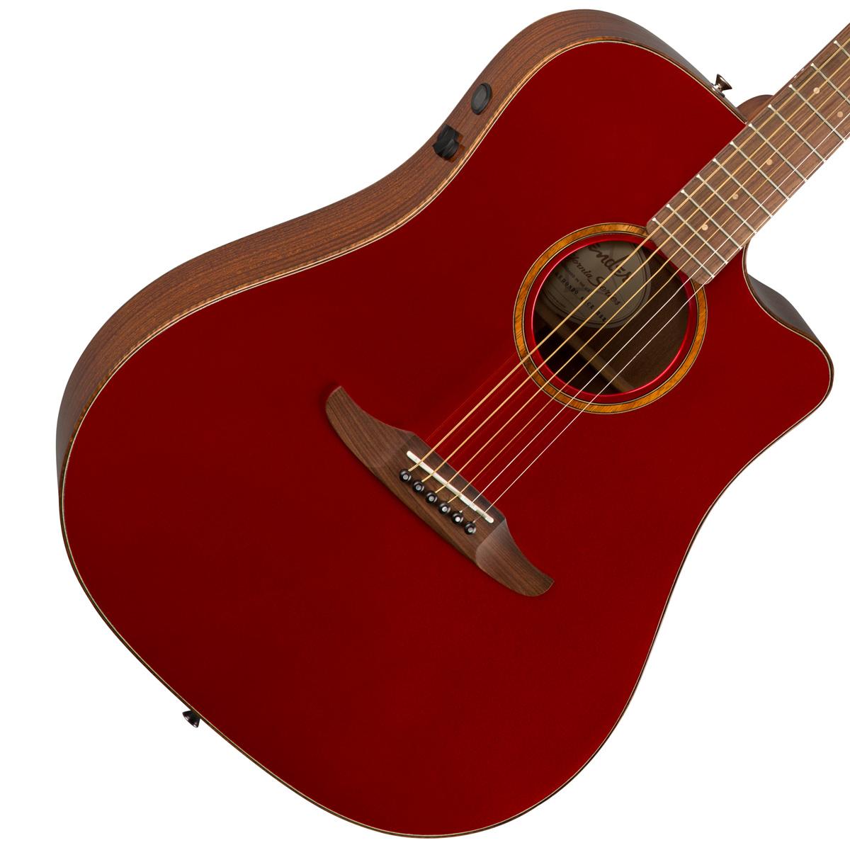 FENDER / REDONDO CLASSICHOT ROD RED METALLIC (HRM) 【CALIFORNIA SERIES】フェンダー アコースティックギター【YRK】