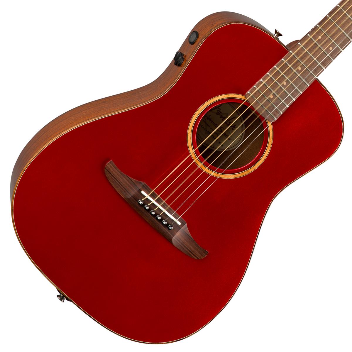 FENDER / MALIBU CLASSIC HOT ROD RED METALLIC (HRM) 【CALIFORNIA SERIES】フェンダー アコースティックギター
