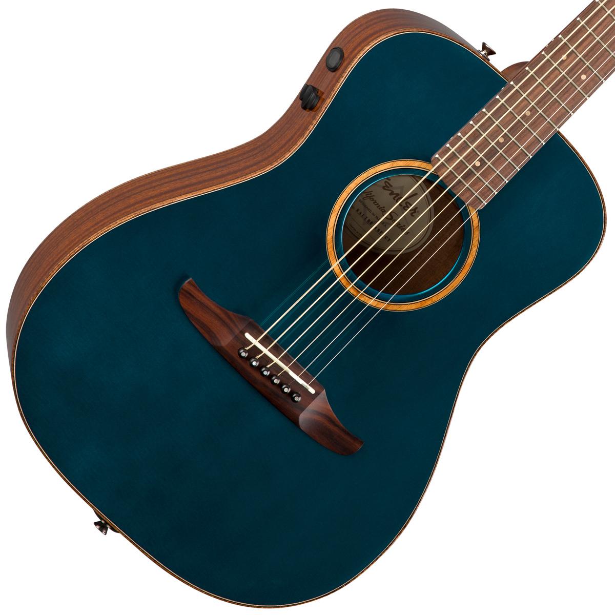 FENDER / MALIBU CLASSIC COSMIC TURQUOISE (CST) 【CALIFORNIA SERIES】フェンダー アコースティックギター【YRK】
