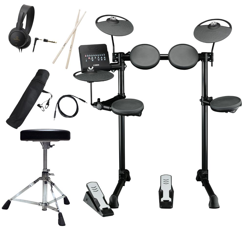 YAMAHA 電子ドラム DTX400KS オリジナルスターターパック【YRK】