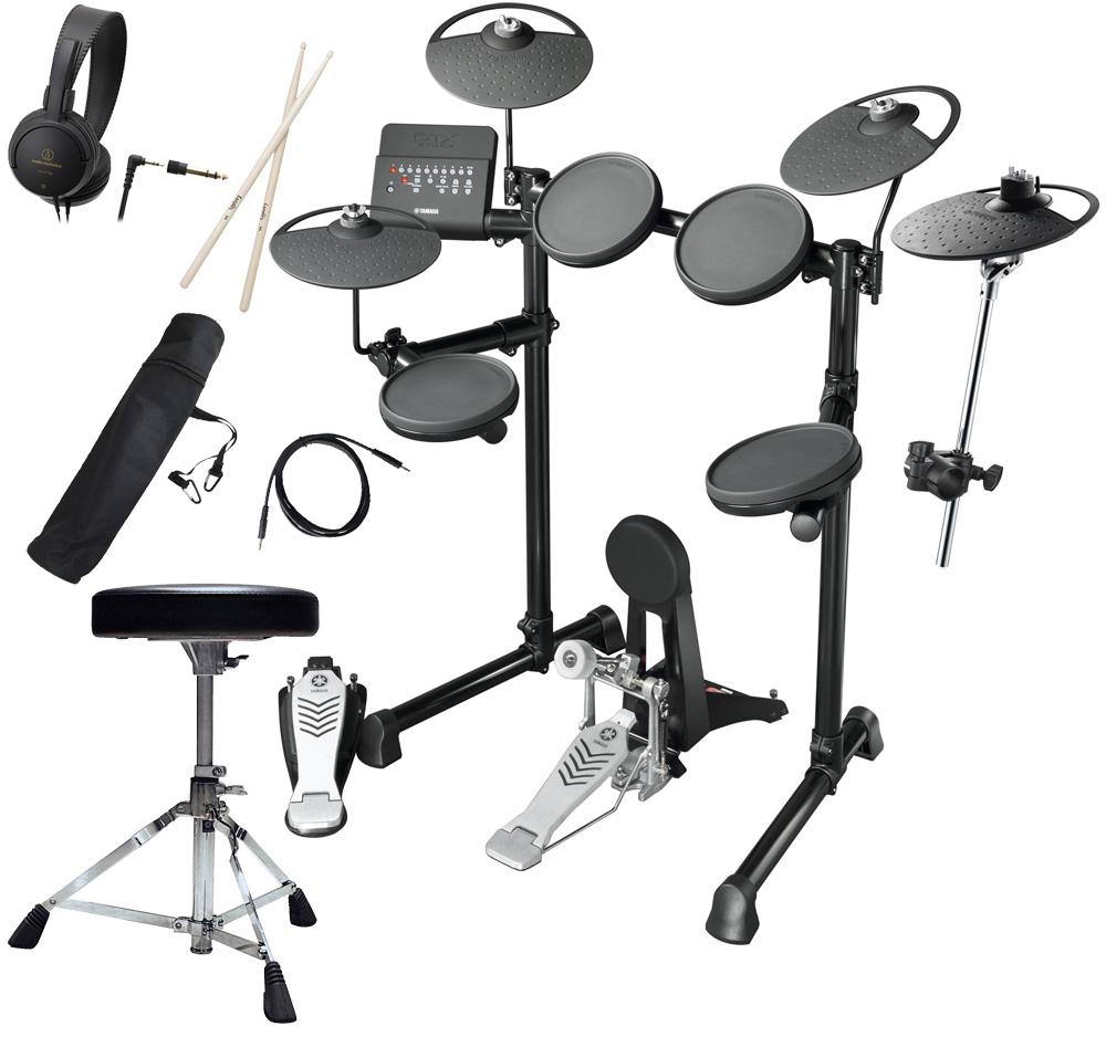 YAMAHA 電子ドラム DTX430KUPGS 3シンバル オリジナルスターターパック【YRK】