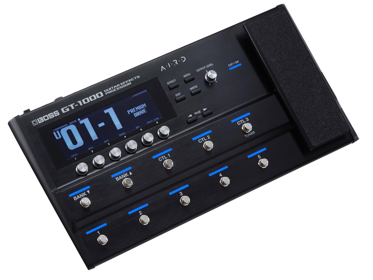 【在庫有り】 BOSS / GT-1000 Guitar Effects Processor 【ギター/ベース用マルチエフェクター】 ボス エフェクター GT1000 【YRK】