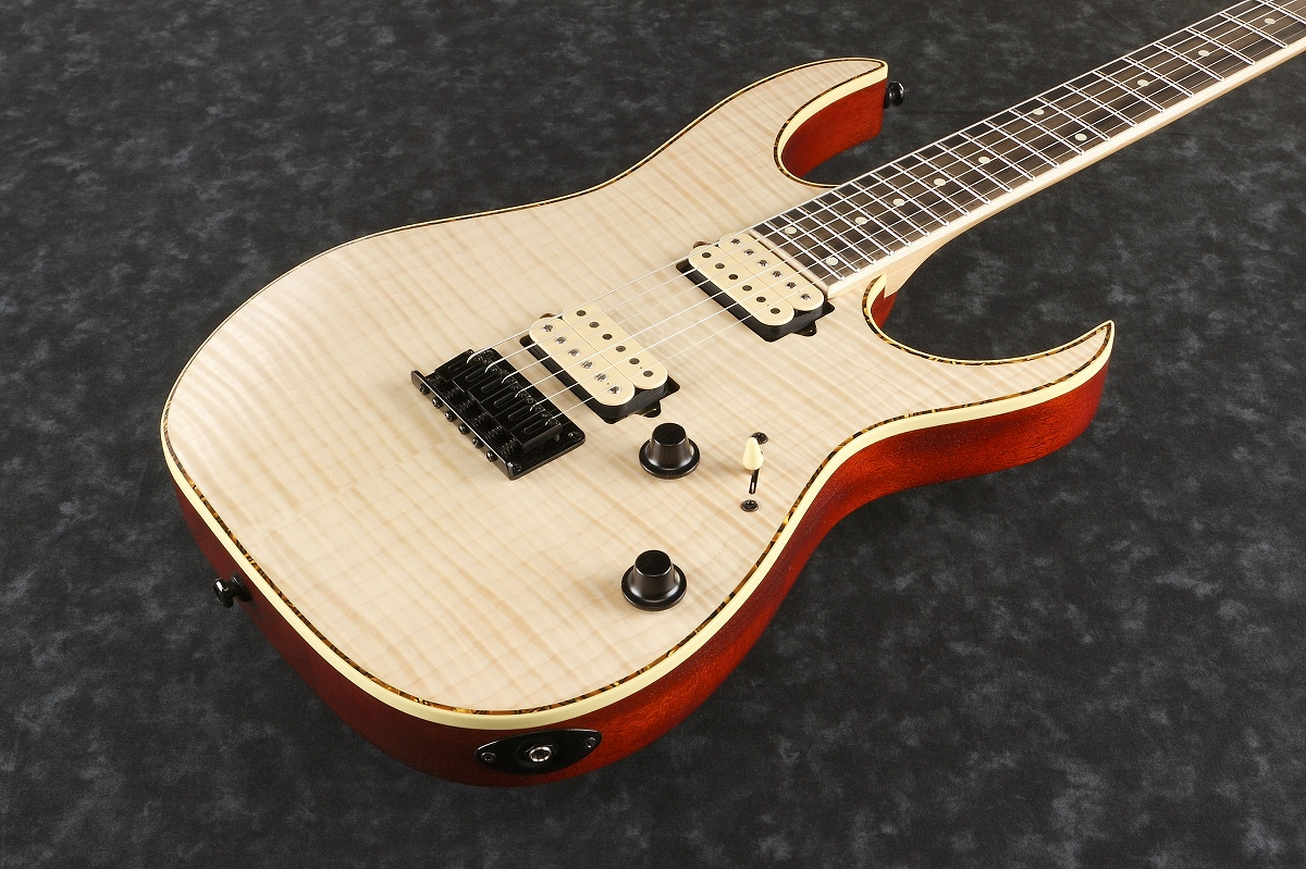 Ibanez / RGEW521FM Natural Flat (NTF) アイバニーズ【お取り寄せ商品】【WEBSHOP】