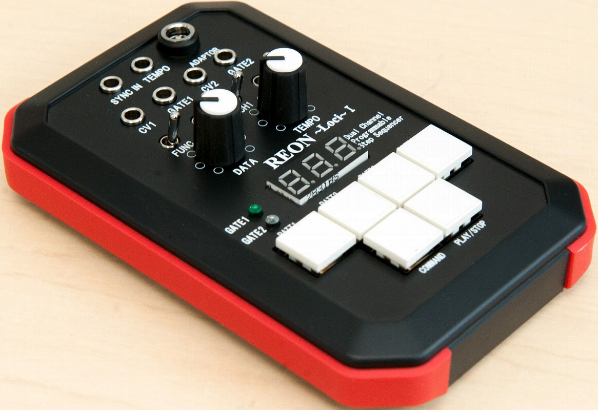 REON レオン / Loci Mini Step Sequencer RE-101Q【お取り寄せ商品】