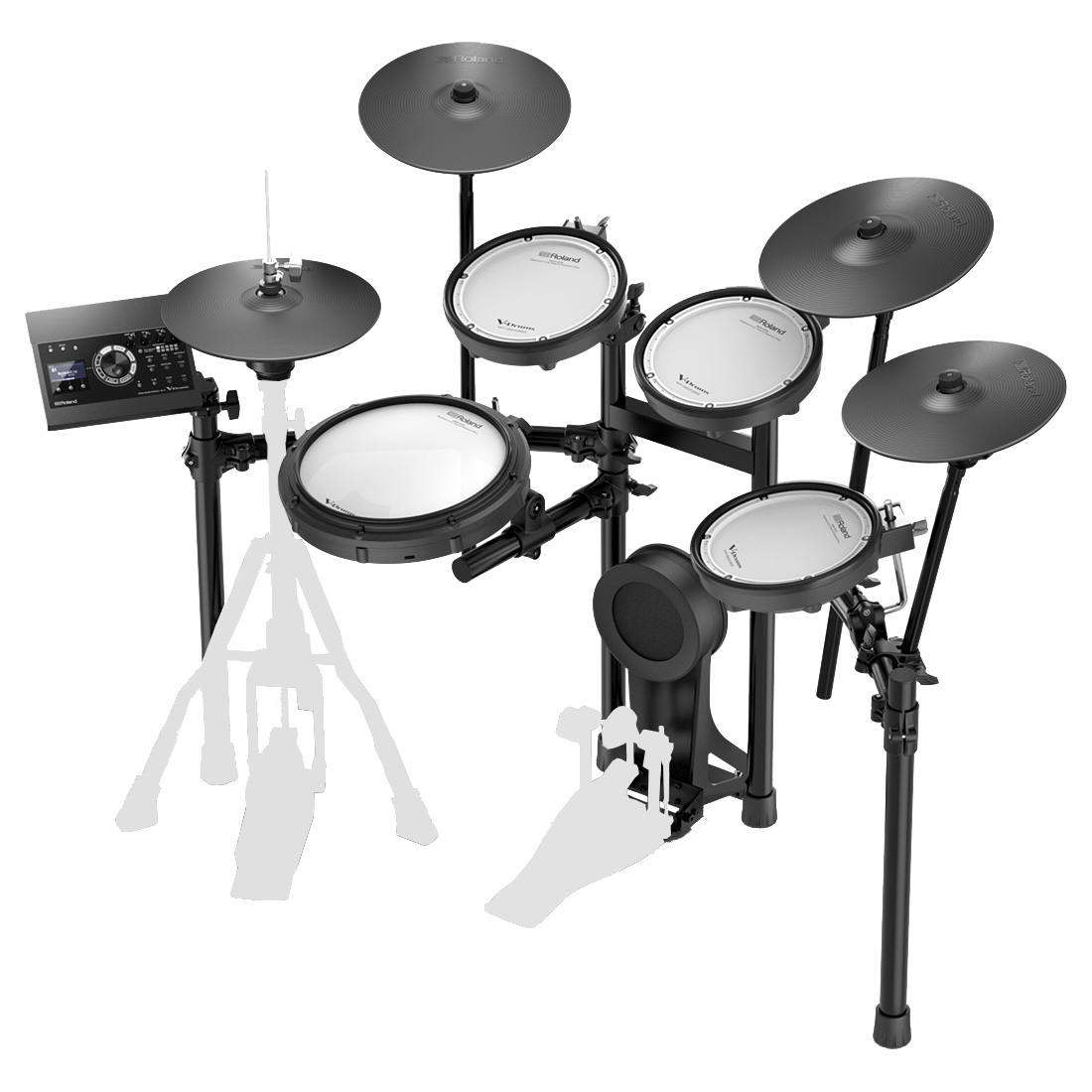 【Rolandキャッシュバック5000円対象】Roland 電子ドラム TD-17KVX-S ローランド V-Drums Kit【YRK】