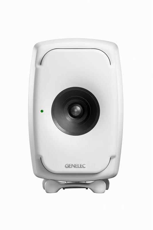 GENELEC ジェネレック / 8331AW (ホワイト) スタジオ・モニター (1本)【お取り寄せ商品】
