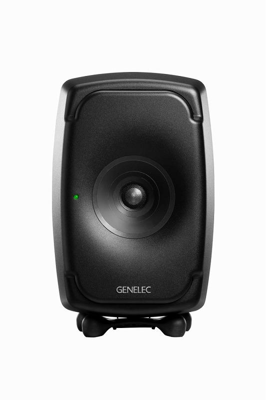 GENELEC ジェネレック / 8331AM (ブラック) スタジオ・モニター (1本)【お取り寄せ商品】