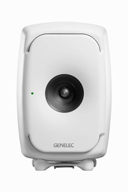 GENELEC ジェネレック / 8341AW (ホワイト) スタジオ・モニター (1本)【お取り寄せ商品】
