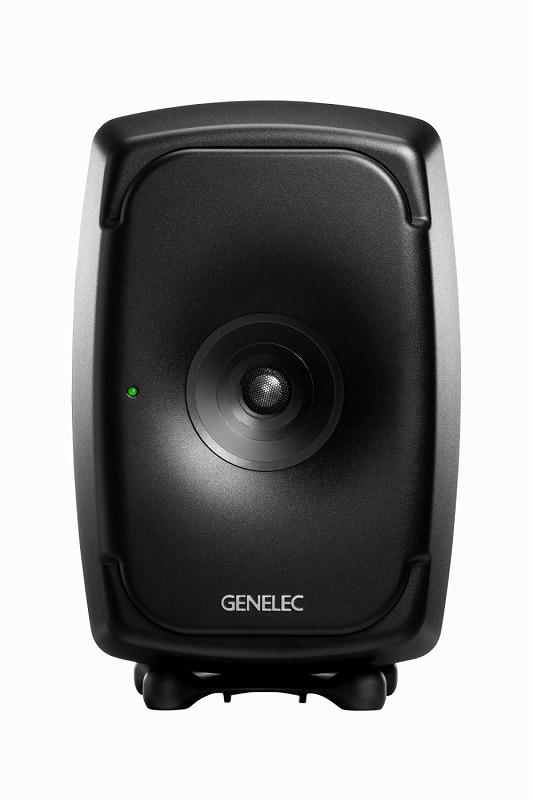GENELEC ジェネレック / 8341AM (ブラック) スタジオ・モニター (1本)【お取り寄せ商品】