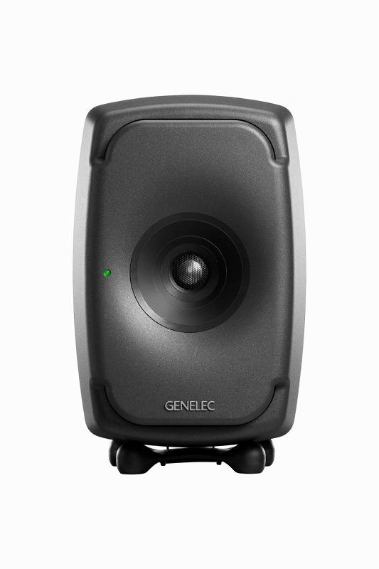 GENELEC ジェネレック / 8331AP (ダークグレー) スタジオ・モニター (1本)【お取り寄せ商品】