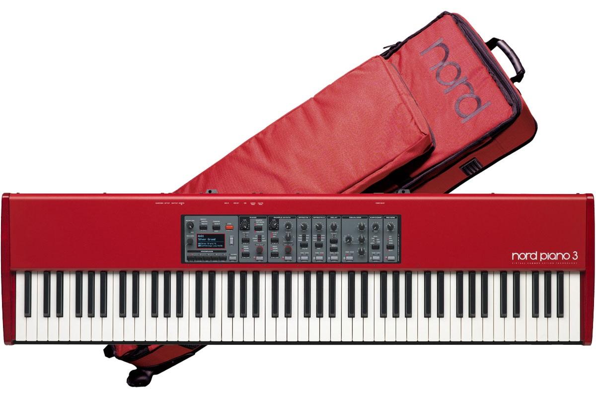 Clavia クラビア / NORD PIANO 3 【純正ケースセット】ノードピアノ【YRK】