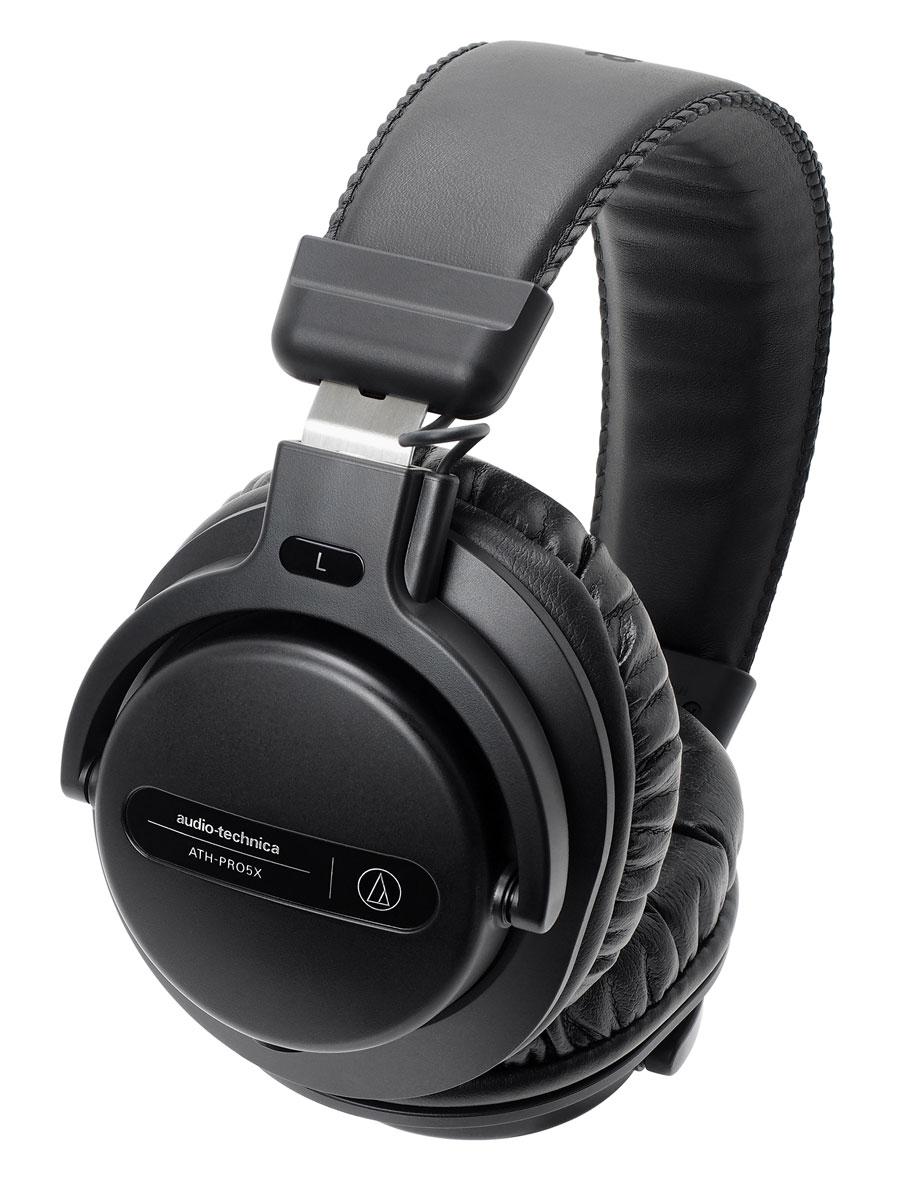 audio-technica オーディオテクニカ / ATH-PRO5X BK ブラック DJヘッドホン