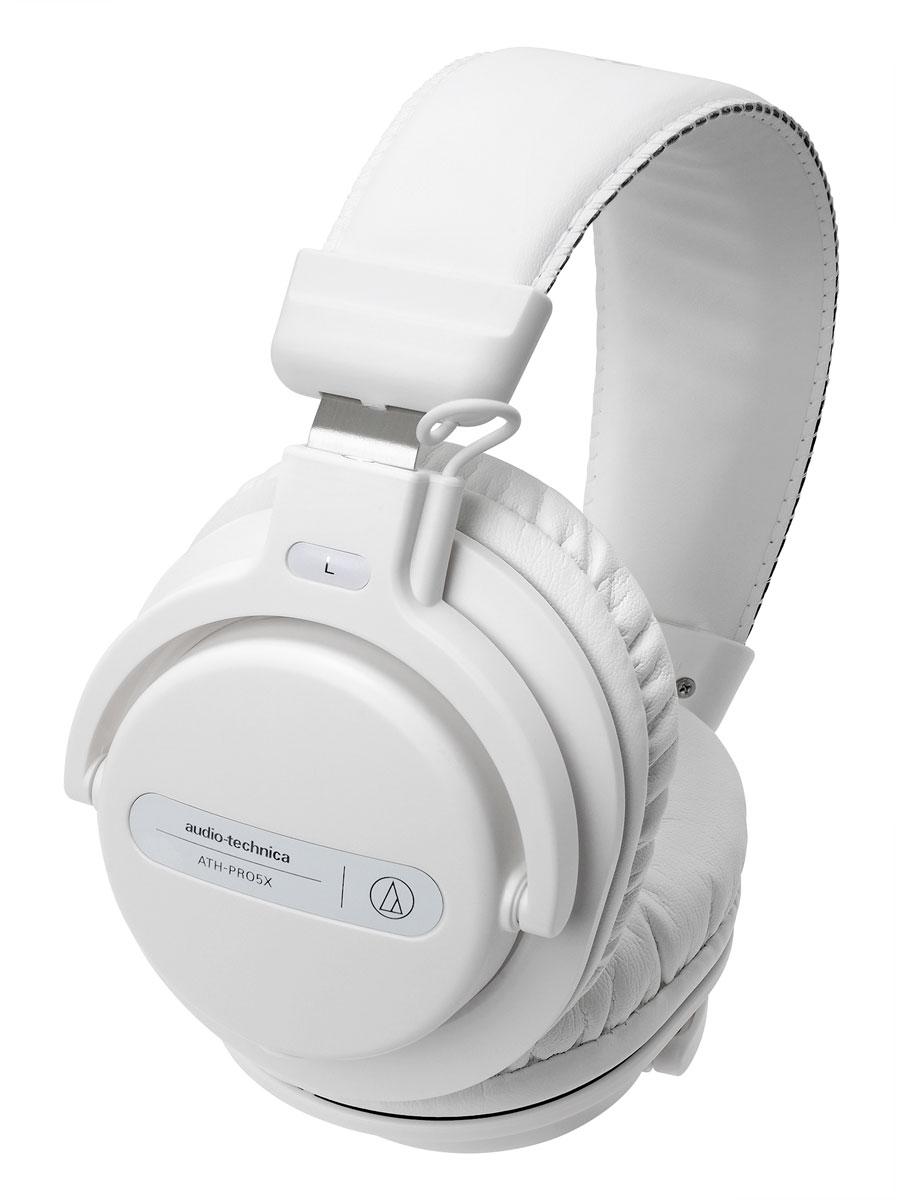 audio-technica オーディオテクニカ / ATH-PRO5X WH ホワイト DJヘッドホン