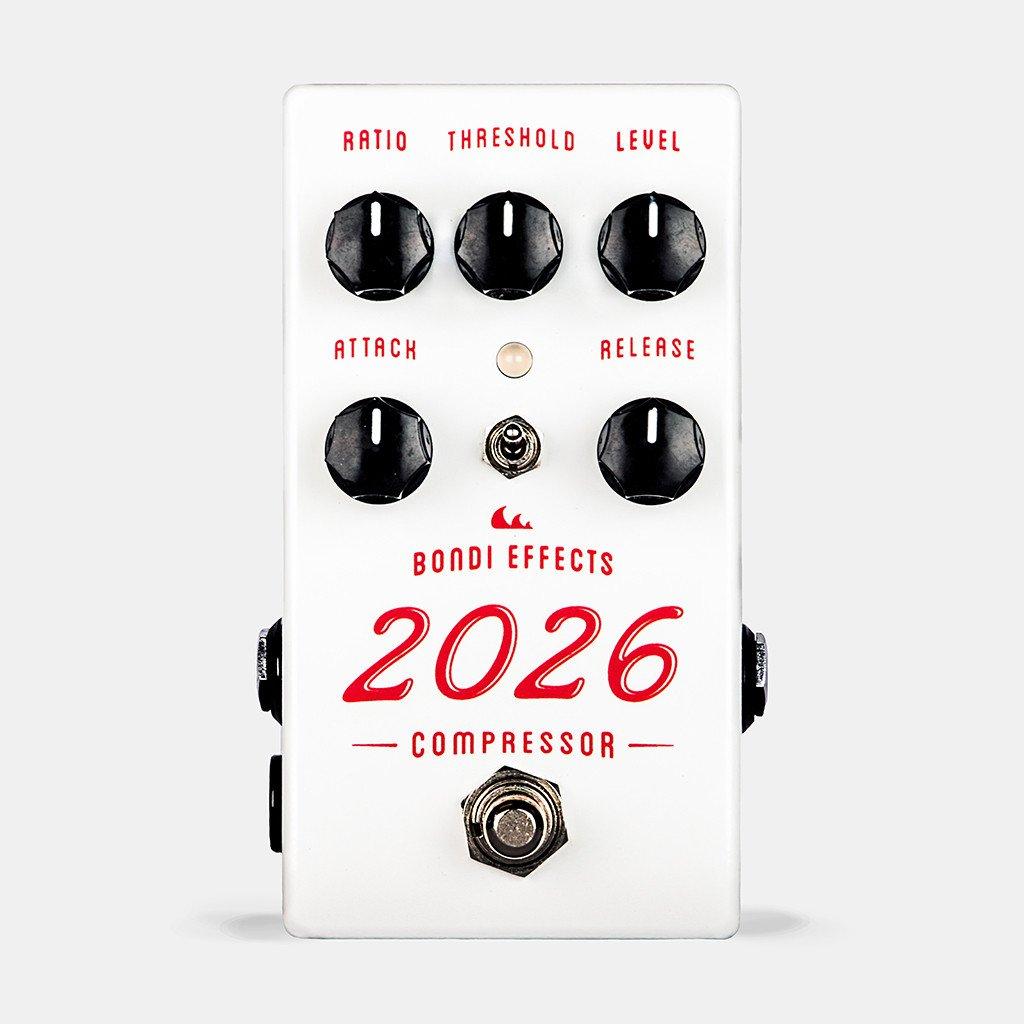 BONDI EFFECTS / 2026 Compressor ボンダイエフェクト コンプレッサー