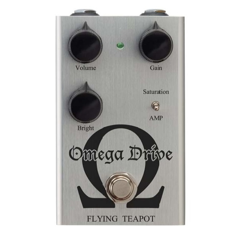FLYING TEAPOT / Omega Drive フライングティーポット オーバードライブ