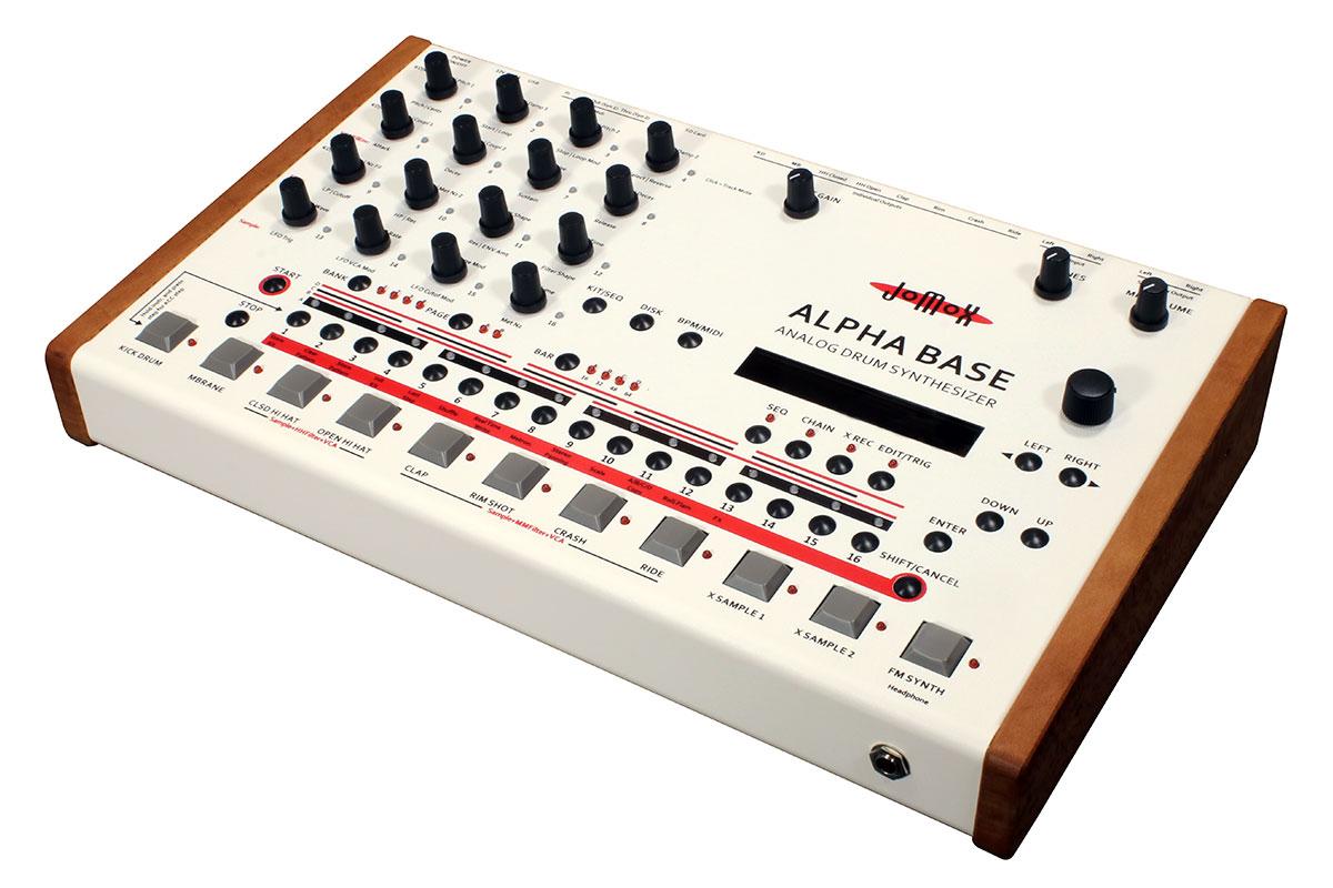 JOMOX ジョモックス / Alpha Base ドラムシンセサイザー 【お取り寄せ商品】