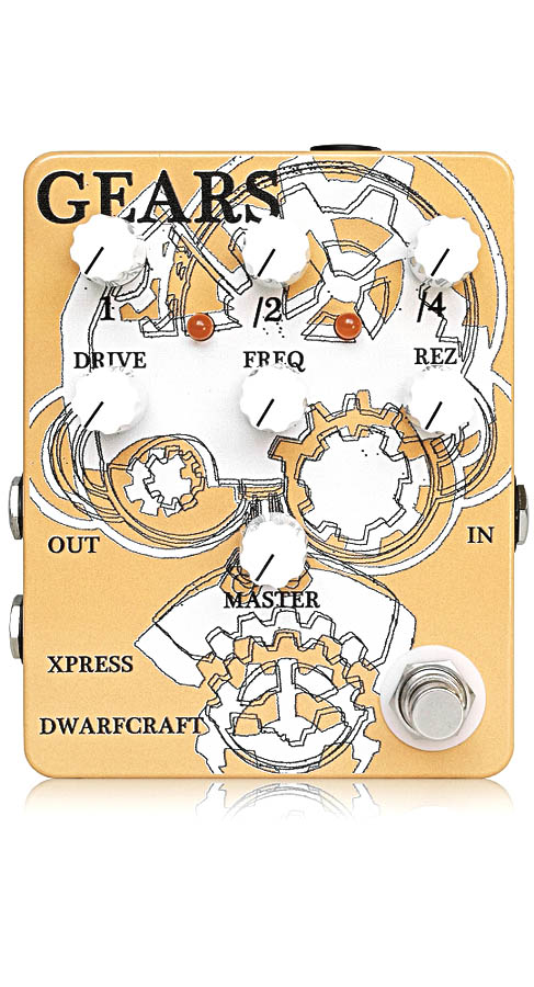 Dwarfcraft Devices / Gears 【お取り寄せ商品】