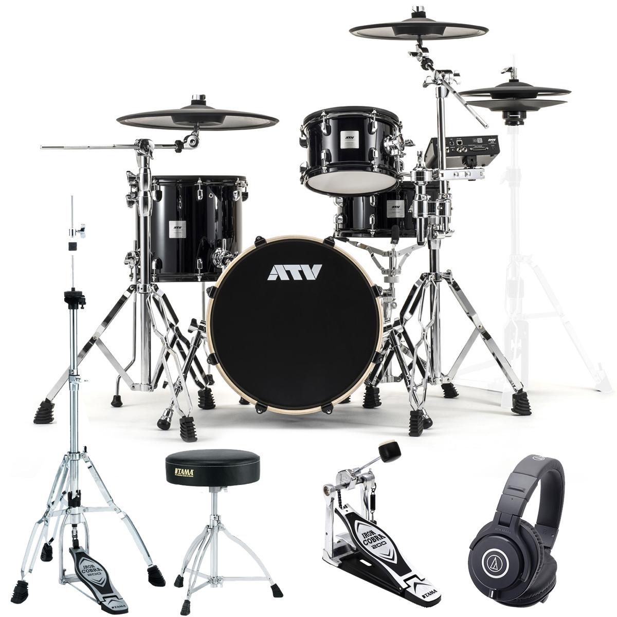 ATV / aDrums artist Standard Set ADA-STDSET オリジナルスターターパックT《予約注文/納期12月上旬頃予定》