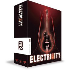 VIR2 / ELECTRI6ITY BOX エレクトリックギター音源 【お取り寄せ商品】