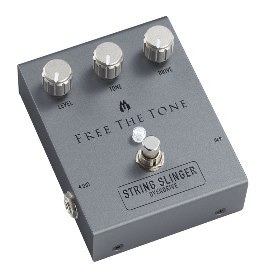 Free The Tone / SS-1V STRING SLINGER オーバードライブ