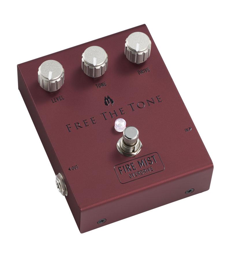 【タイムセール:7月2日12時まで】Free The Tone / FM-1V FIRE MIST オーバードライブ