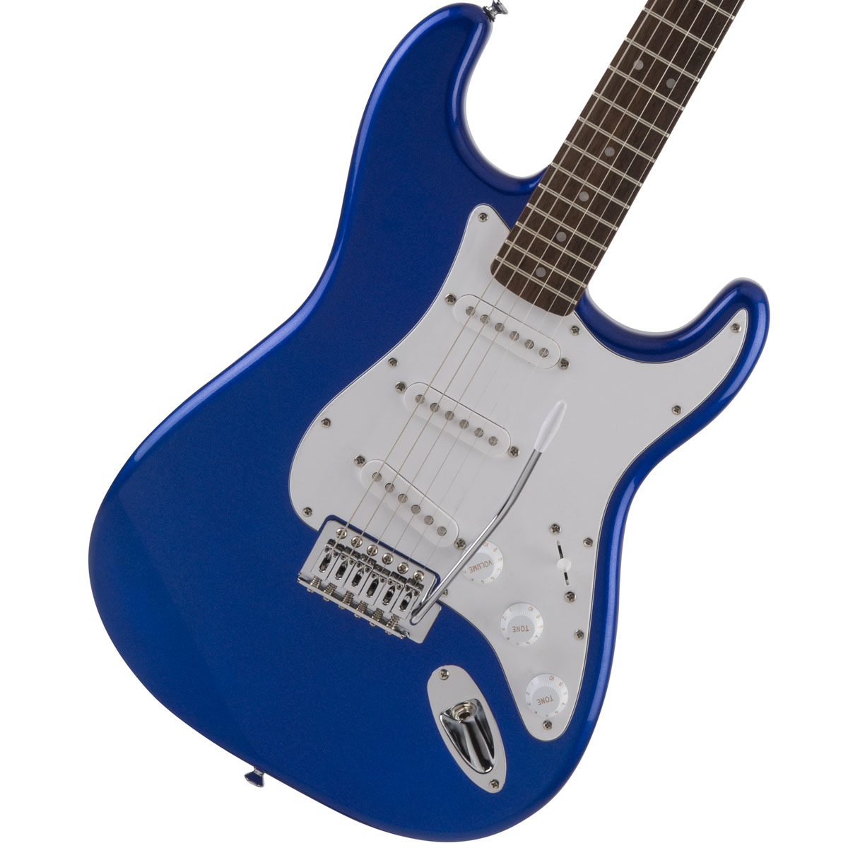 Squier by Fender / Affinity Stratocaster Imperial Blue Indian Laurel