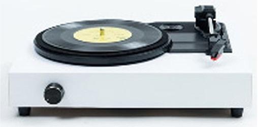 amadana アマダナ / SPINBOX キャンバス DIY レコードプレーヤーキット (SBX-W)