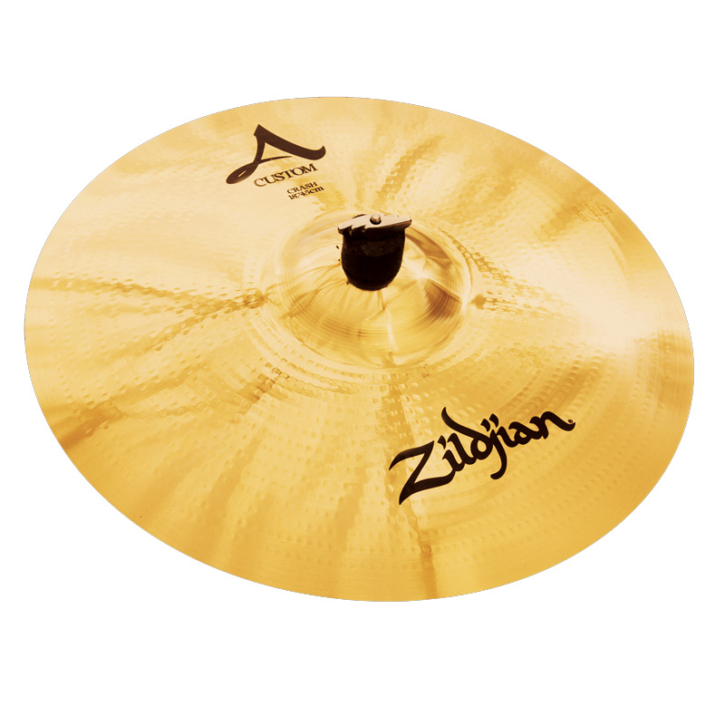 Zildjian A.Custom Crash 18インチ NAZLC18C 【お取り寄せ商品】