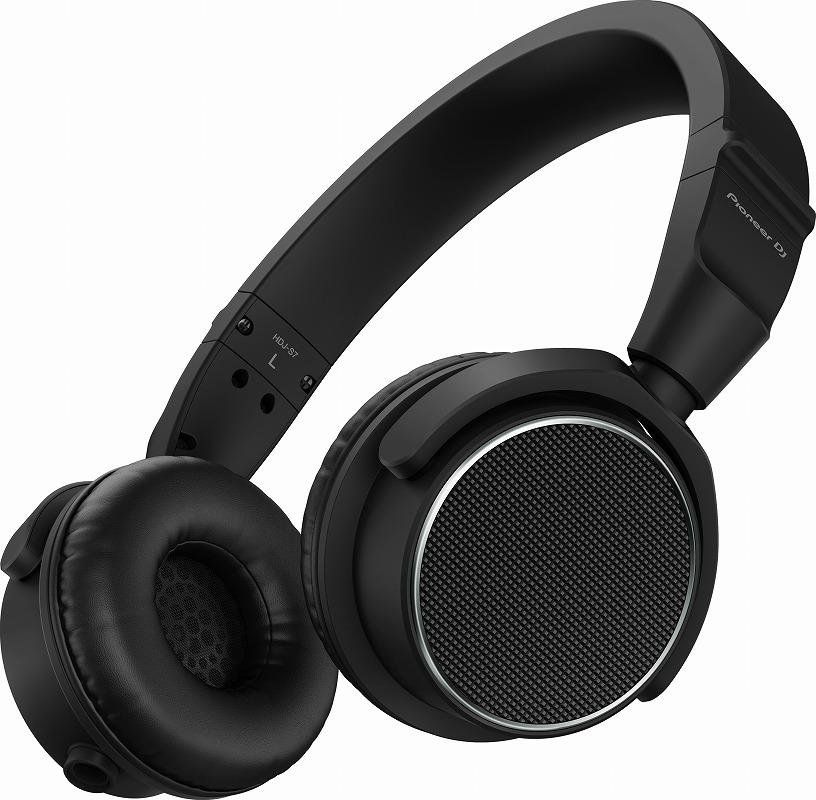PIONEER パイオニア / HDJ-S7-K ブラック DJヘッドホン