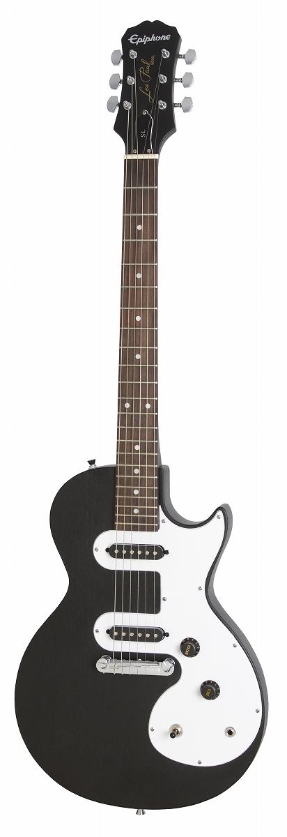 Epiphone / Les Paul SL Ebony 《純正アクセサリーセット進呈 /+811162400》 エピフォン エレキギター レスポール 入門 初心者