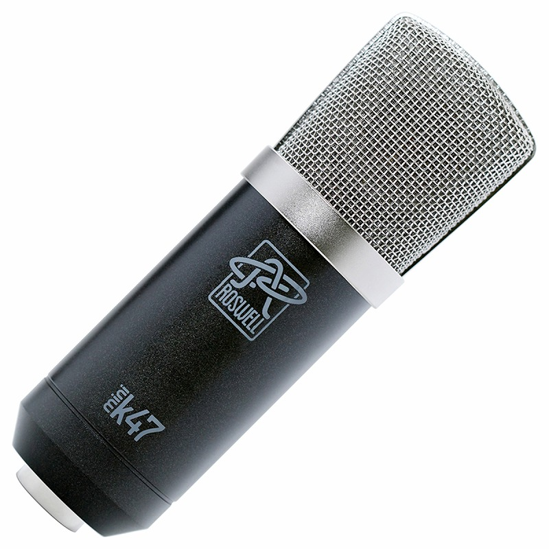 Roswell Pro Audio ロズウェルプロオーディオ / MINI K47 コンデンサーマイク【お取り寄せ商品】