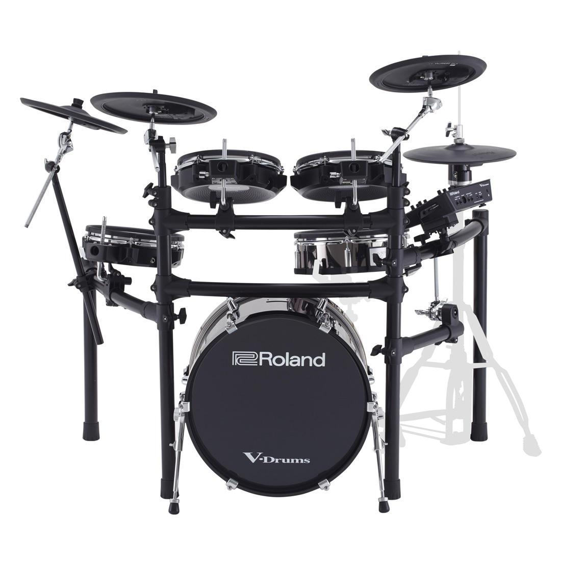 Roland Drum System TD-25KVX スタンダードセット /HHスタンドとSDスタンド別【YRK】【10000円キャッシュバックWキャンペーン対象商品】