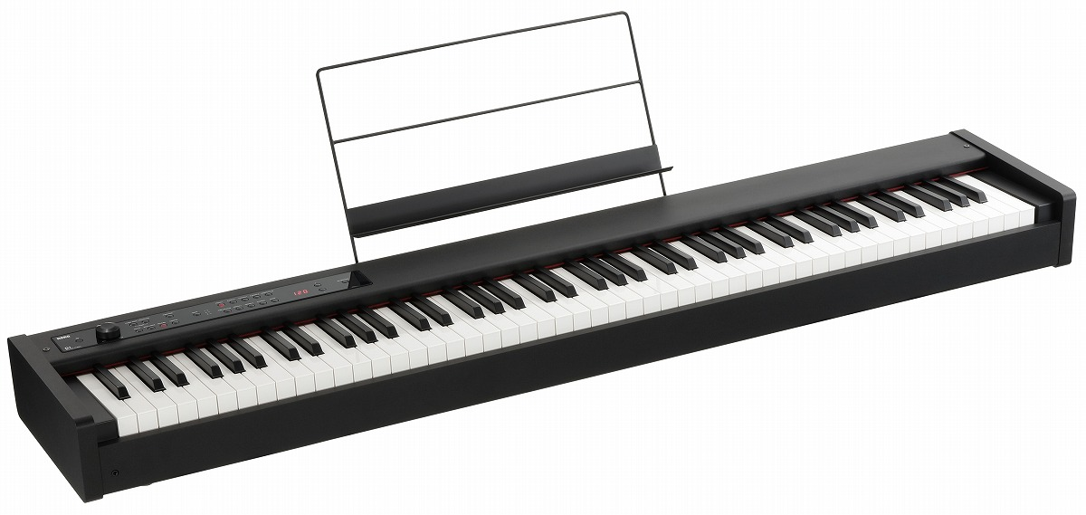 KORG コルグ / DIGITAL PIANO D1 スピーカー非搭載デジタル・ピアノ【YRK】《数量限定ワイヤレスヘッドホンプレゼント811165000》