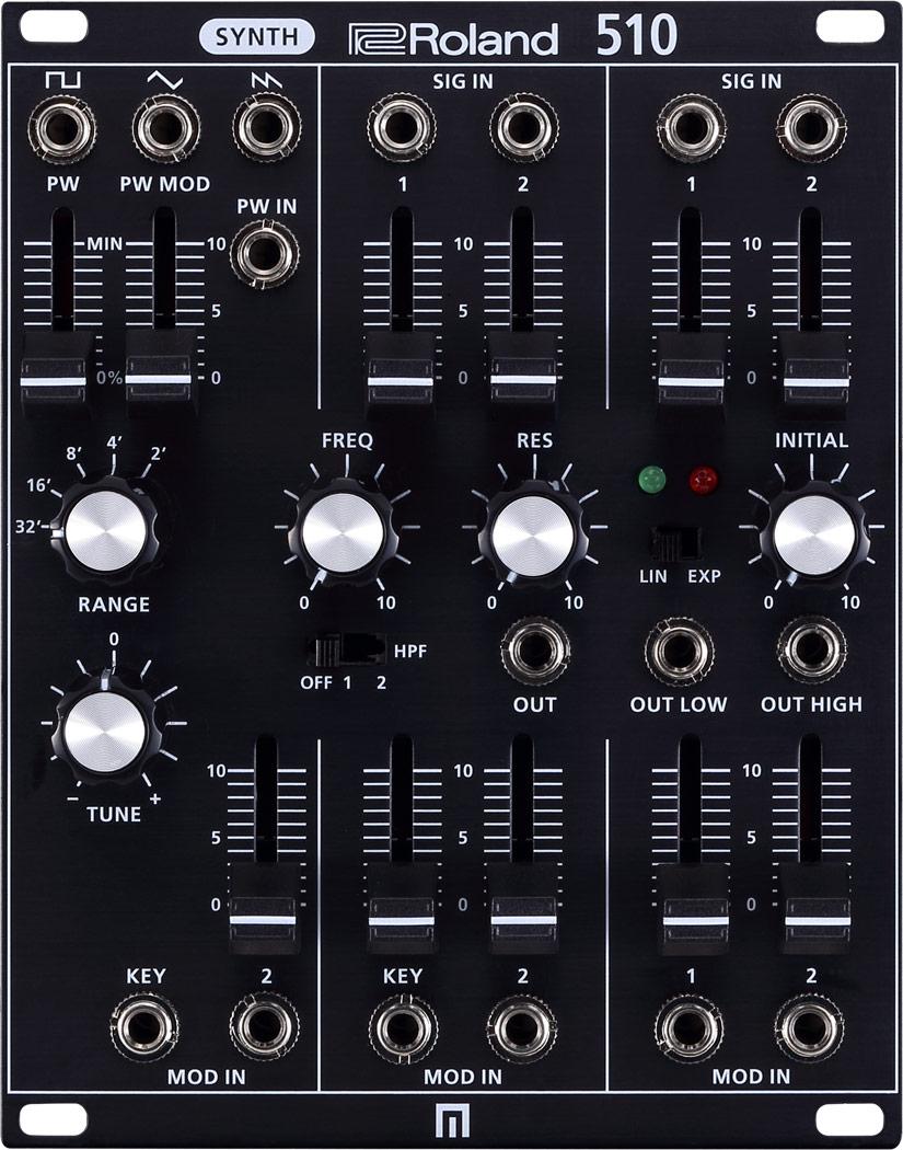 Roland ローランド / SYSTEM-500 510 Modular シンセサイザー・モジュール (SYS-510 SYNTH)