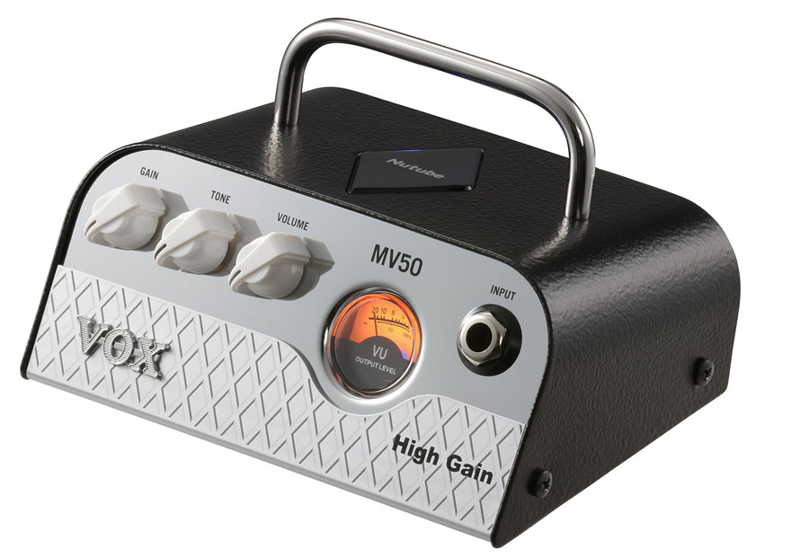 VOX / MV50-HG High Gain ボックス ギターアンプ Nutube搭載 ヘッドアンプ
