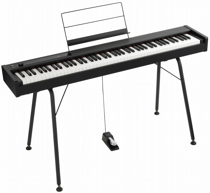 KORG コルグ / DIGITAL PIANO D1 【純正スタンドセット!】 デジタル・ピアノ【代引不可】【PNG】